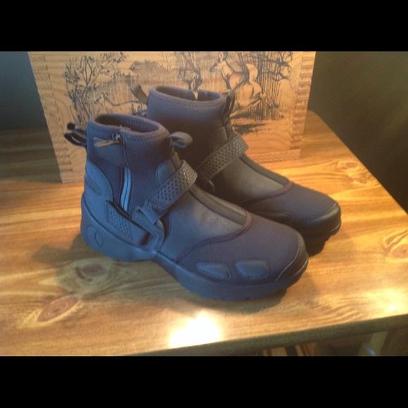 5b293b5da666d Nike air Jordan trunner lx high shoes black nwob NWT